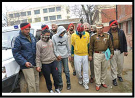 Robbery case Traced by Dehati Police