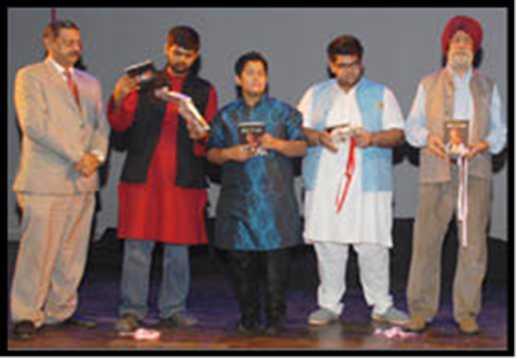 literary programme organised