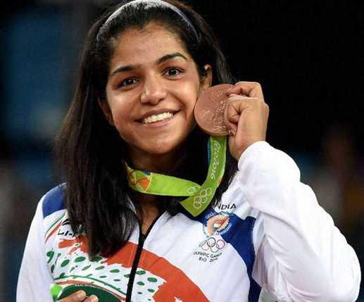 Sakshi Malik wants Gold in Tokyo Olympic