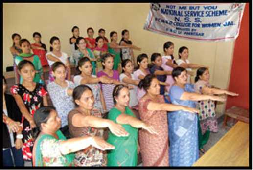oath programme in SD college