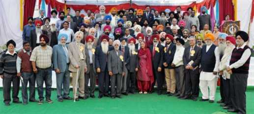 Centuary Celebiration at Doaba Khalsa School