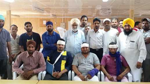 four another punjabi released from kuwait