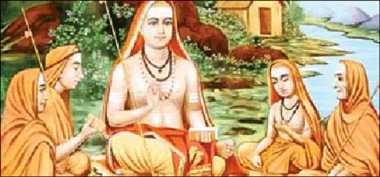 Image result for sri jagadguru adi shankaracharya shodh sansthan said about lord krishna