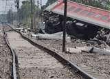 पूर्वा एक्सप्रेस हादसा : सीआरएस की जांच में सामने आए ट्रेन दुर्घटना के ये दो प्रमुख कारण