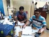 लोवर-टी शर्ट पहन पहले की रेकी फिर रेलवे अफसरों ने लिया ये एक्शन Kanpur News