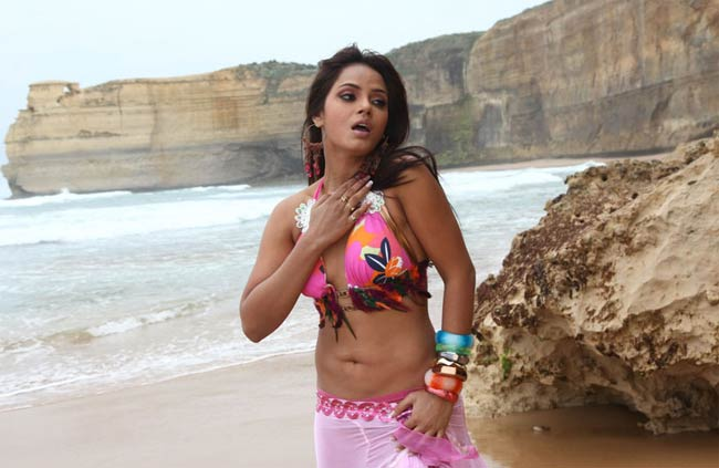 Bollywood actress neetu chandra is a famous celebrity