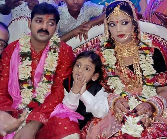 Bhojpuri star pawan singh tie the knot with jyoti singh