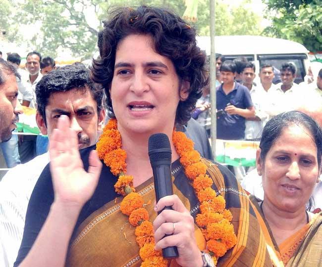 उत्तर प्रदेश में गठबंधन से इनकार नहीं कांग्रेस महासचिव प्रियंका गांधी ने दिया बड़ा संकेत