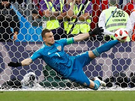 FIFA 2018 : मेजबान रूस ने स्पेन को किया विश्व कप से बाहर