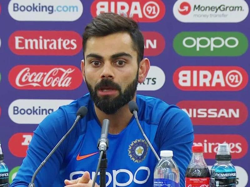 ICC World Cup IND Vs NZ: हार के बाद बोले विराट- 45 मिनट के खराब खेल ने दिल तोड़ दिया