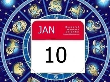 Horoscope 10 Jan 2019: वैवाहिक प्रस्ताव मिल सकते हैं, धन प्राप्ति के योग हैं