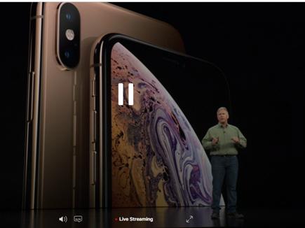 ऐपल इवेंट में लॉन्च आईफोन 10s, 10s मैक्स और 10R