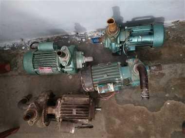 Tullu pump recovered