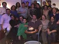 परिवार के साथ मनाया रणधीर कपूर ने अपना जन्मदिन