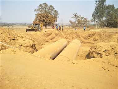 भोपाल की अस्वद कंस्ट्रक्शन अब कराएगी पत्थलगांव सड़क का निर्माण