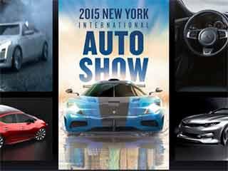 न्यूयॉर्क मोटर शो
