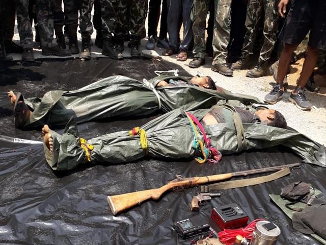 Chhattisgarh Naxal Attack: विधायक भीमा मंडावी की हत्या में शामिल नक्सली कमांडर समेत दो ढेर