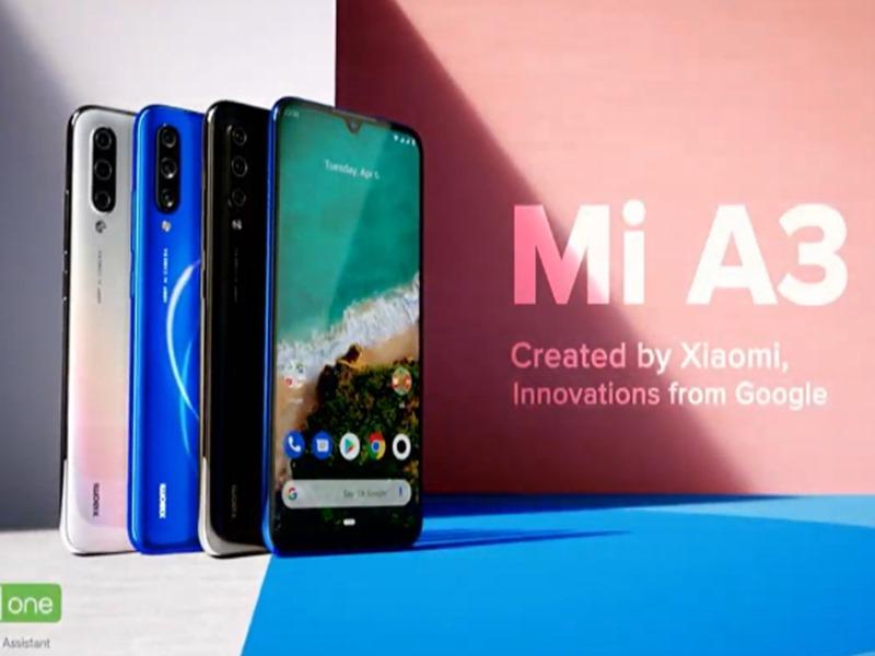 Xiaomi Mi A3 हुआ लॉन्च, कीमत और फीचर्स कर देंगे आपको हैरान