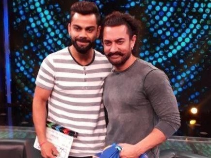 विराट को कैसे मिला ये निकनेम, आमिर के इंटरव्यू में खुला दिलचस्प राज