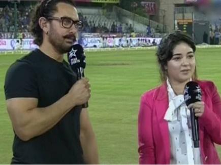जब भारतीय महिला क्रिकेट कप्तान के सवाल पर फंस गए आमिर