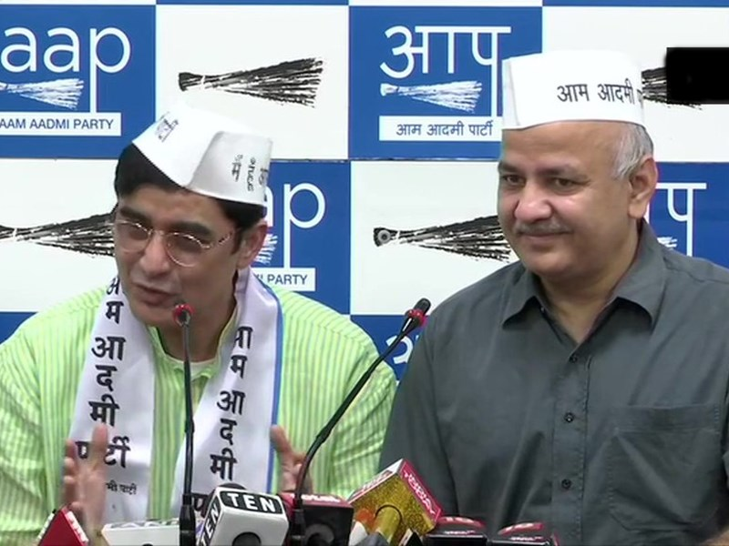 Jharkhand Assembly Polls 2019: झारखंड कांग्रेस को बड़ा झटका, अजोय कुमार ने AAP का थामा दामन