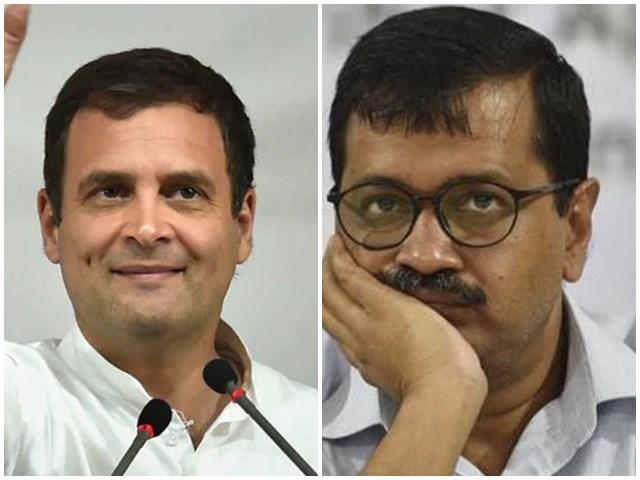 AAP-Congress Alliance: राहुल का Tweet, हम AAP को 4 सीट देने को तैयार, लेकिन CM केजरीवाल ने लिया यू टर्न