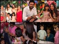 Photos: आराध्या की बर्थडे पार्टी में सितारों का मेला