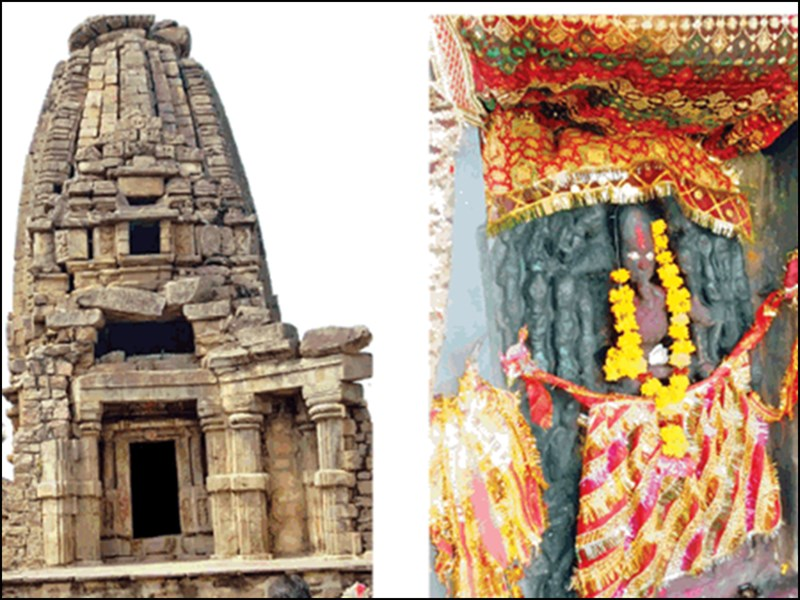 13वीं सदी में विशाल शिलाओं से बना अनूठी शैली का मंदिर आज भी अडिग