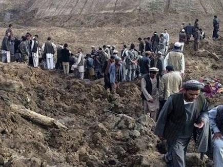 अफगानिस्तान में भूस्खलन से दस की मौत, सैकड़ों घर तबाह