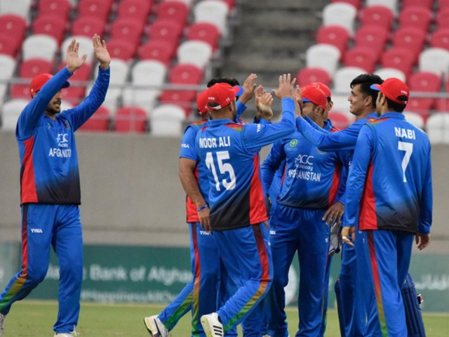 AFG vs IRE 4th ODI: Rashid Nabi star in Afghanistan magic win
