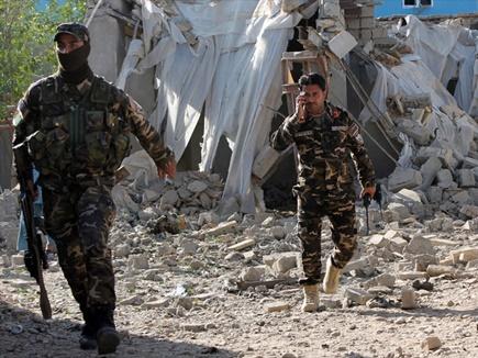 अफगानिस्तान में आत्मघाती हमले में तीन नाटो सैनिकों की मौत