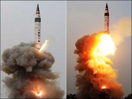 परमाणु क्षमता संपन्न अग्नि-5 का सफल परीक्षण, जद में आएगा चीन-पाकिस्तान