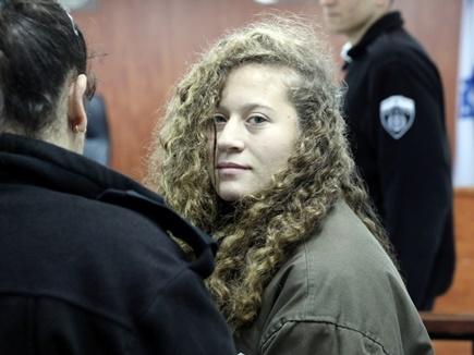 इजरायल की सैन्य अदालत में चलेगा फलस्तीनी किशोरी पर मुकदमा