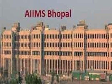 aiims bhopal 14 01 2018