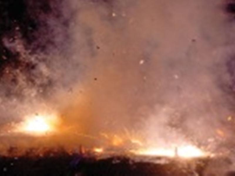 दीपावली पर सबसे जहरीली रही जबलपुर की हवा, कम ही मना ग्रीन त्योहार