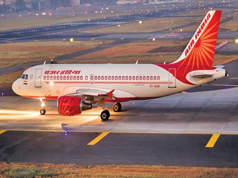 Bhopal News: एयर इंडिया की दिल्ली उड़ान ...
