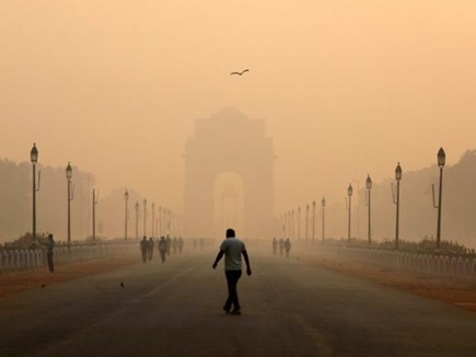 प्रदूषित हवा से पिछले साल भारत में 12.4 लाख मौतें