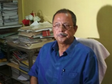पेट्रोल की मूल्यवृद्धि के नाम पर जनता से की धोखाधड़ी : अजय सिंह का आरोप