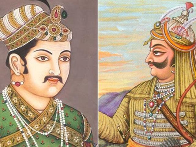 """Rajasthan government : राजस्थान के सिलेबस में अब न अकबर और न ही महाराणा """"महान """""""
