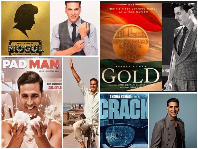 आने वाली इन 7 फिल्मों से बॉक्स ऑफिस पर राज कर सकते हैं अक्षय