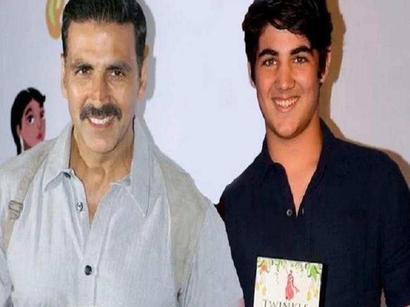 बेटे आरव को अपना साइंस टीचर मानते हैं अक्षय कुमार, इवेंट में बताई ये बड़ी वजह