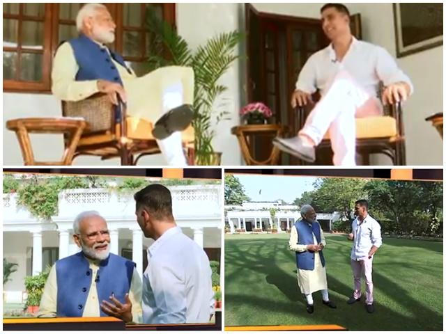 Akshay Kumar Interviews PM Modi : अक्षय कुमार को मोदी ने बताया कैसे निकालते हैं गुस्सा, आप भी जानिए
