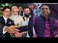 PM Modi के साथ शाहरुख-आमिर की सेल्फी देख Akshay Kumar हुए ट्रोल, देखिए मजेदार Memes