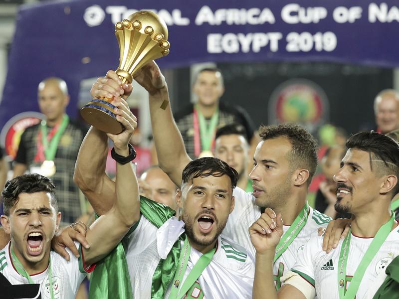 Africa Cup of Nations : अल्जीरिया ने सेनेगल को हराकर हासिल किया खिताब