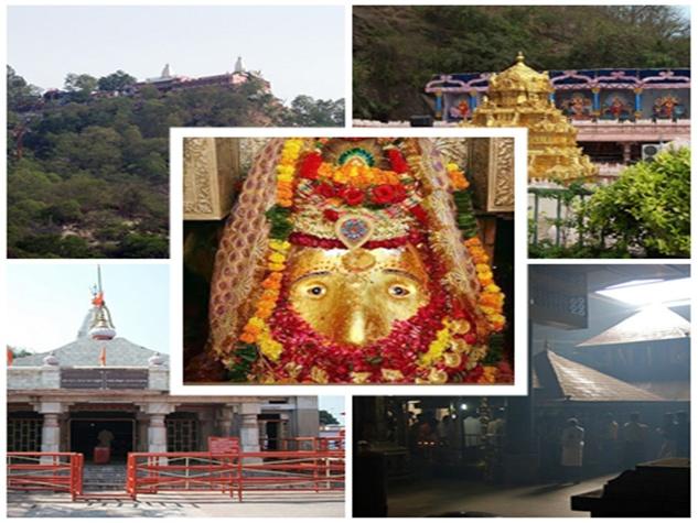 मां दुर्गा के दु्र्लभ मंदिर