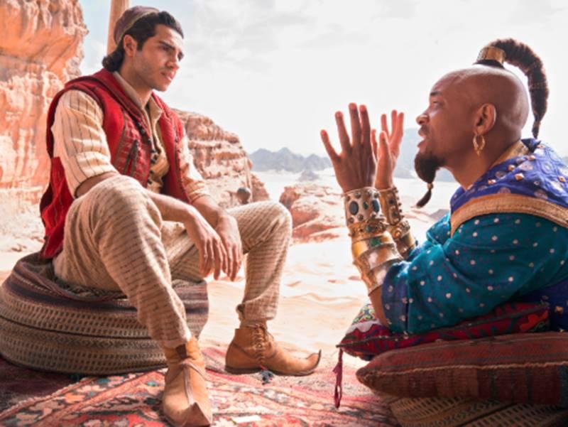 Aladdin Box Office Collection: नई फिल्मों में सबसे आगे 'अलादीन', मिली इतनी बड़ी रकम