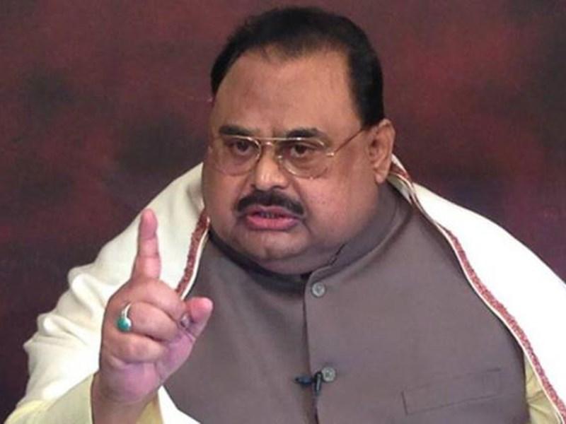 पाकिस्तानी पार्टी MQM के संस्थापक अल्ताफ हुसैन लंदन में गिरफ्तार, ये है वजह