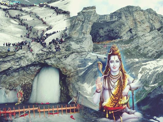 शब्दश: जानें कैसे की थी भगवान शिव ने अमरनाथ गुफा की खोज