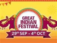 Amazon Great Indian Festival Sale 2019: अमेजन का ग्रेट इंडियन फेस्टिवल 29 से