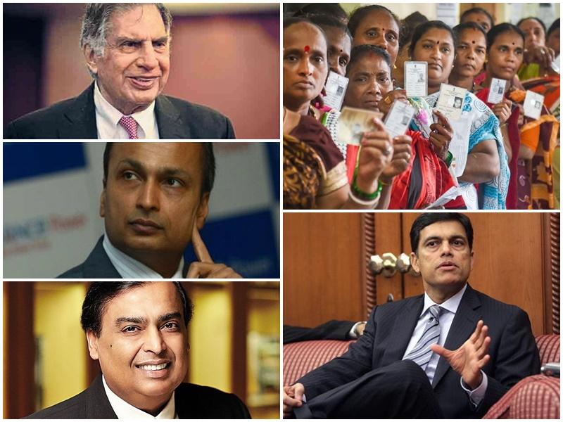 Maharashtra Assembly Election : टाटा, अंबानी सहित कई बड़ी हस्तियों ने मतदान में नहीं लिया हिस्सा, जानिये क्यों